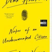 dear america notes of an undocumented citizen book cover